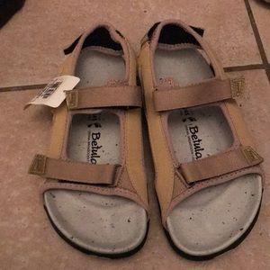Brand new Birkenstock betula comfort sandals sz 9